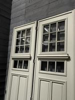 Incredible Set of 3 19th Century French Chateau Doors (3 of 17)