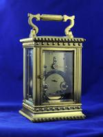 Henri Jacot Repeating Carriage Clock (6 of 11)