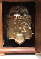 Small Burr Maple Bracket Clock (8 of 9)