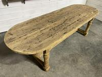 Large Rustic French Farmhouse Dining Table (5 of 18)