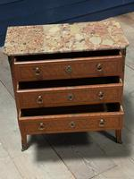 French Parquetry Commode Chest of Drawers (18 of 27)