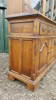 Superb Quality Solid Handmade English Oak Bookcase (4 of 8)