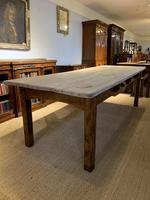 Scrubbed top Elm farm table (21 of 25)