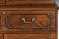 George III Period Mahogany Secretaire Bookcase, Gillows of Lancaster Attributed (2 of 9)