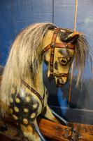 Vintage Rocking Horse. Baby Carriage Rambler (6 of 11)