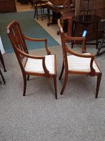 Edwardian Pair of Chairs (5 of 6)