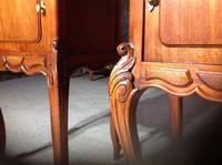 Pair of French Mahogany Bedside Cabinets (5 of 8)