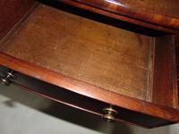 Georgian Mahogany Bow Dressing Table (6 of 7)