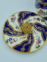 Vincennes Sèvres 18th Century Porcelain Sugar Bowl (2 of 9)