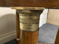 French Marble Top Empire Centre Table (14 of 16)