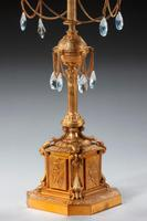 Fine 19th Century French Gilt Bronze Candelabra (6 of 6)