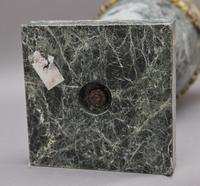Pair of 19th Century French Marble & Cassoulet Urns (13 of 13)