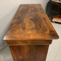 French Burr Walnut Commode Chest of Drawers (4 of 7)