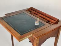 Arts & Crafts Writing Metaphoric Table / Desk (4 of 6)