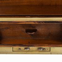 Superb William IV Brass Inlaid Kingwood Writing Box by Edwards (15 of 17)
