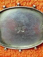 Antique Sterling Silver & Rose Gold Brooch 1887 J W Tiptaft & Son Ltd (3 of 5)