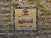 Superb Large 15x12ft Vintage Antique Indian Kayam Pure Woollen Thick Pile Rug (12 of 13)