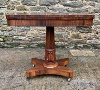 Regency Rosewood Card Table (16 of 24)