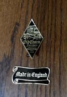 Wood Bros Old Charm Light Oak Drop Leaf Coffee Table (6 of 7)