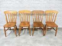 Set of 8 Antique Windsor Kitchen Chairs (6 of 6)