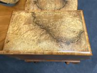 Quality Burr Walnut Dressing Table (4 of 22)