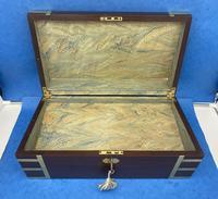 Georgian Solid Mahogany Box (9 of 11)