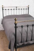 Classic Victorian English King Size Bed (5 of 7)