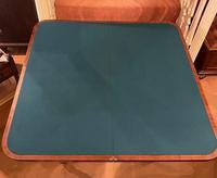 Gillows of Lancaster: Mahogany Folding Card Table (5 of 7)