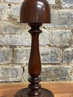 Mahogany Hat Stands (3 of 5)