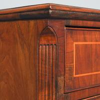George III Inlaid Walnut Chest of Drawers (5 of 13)