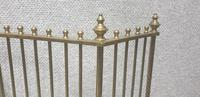 Victorian Brass Adjustable Fireguard (2 of 4)