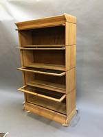 Globe Wernicke Type Bookcase by Gunn (3 of 6)