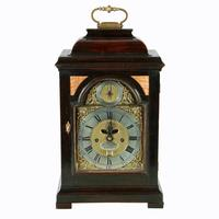 George II Bracket Clock by Samuel Whichcote (2 of 8)