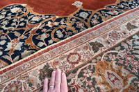 Fine Antique Tabriz Carpet (5 of 8)