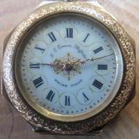 Antique 14ct Gold Cased, Enamel-decorated, Ladies Watch (11 of 12)