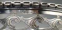 Arts & Crafts Silver Plated Fruit Bowl c.1900 (6 of 9)