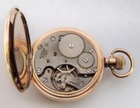 Antique 1920s Record Stem Winding Pocket Watch (2 of 5)