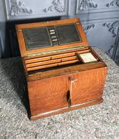 Quality Victorian Stationery Box (12 of 15)