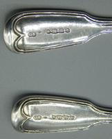 Pair of Chawner & Co Sauce Ladles (5 of 7)