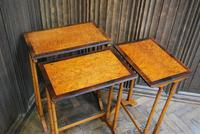 A Nest of Three Antique French Tables (4 of 6)