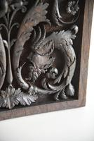Carved Wood Ornamental Plaque (11 of 11)