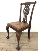 Set of Six 20th Century Dining Chairs (4 of 11)