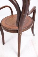 Edwardian Childs Bentwood Thonet Armchair by J & J Kohn (9 of 13)