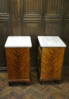 Pair Of Painted Bedside Cabinets / Nightstands (4 of 6)