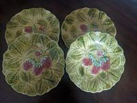 Set of Four French Fruit Plates (3 of 4)