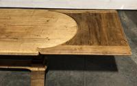 Large Oak Farmhouse Table with Extensions (21 of 30)