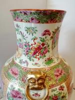 Fine Pair of 19th Century Cantonese Vases (18 of 19)