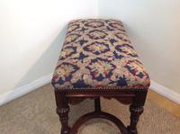 Mahogany Window / Piano Seat (3 of 3)