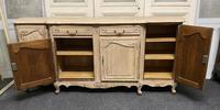 Large French Oak Sideboard (18 of 22)