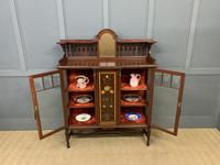 Shapland & Peter Mahogany Display Cabinet (6 of 16)
